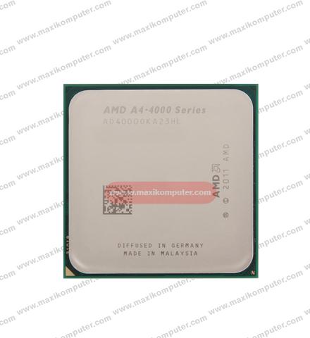 Harga Processor AMD APU A4-4000 Richland