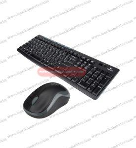 Keyboard Logitech MK270R