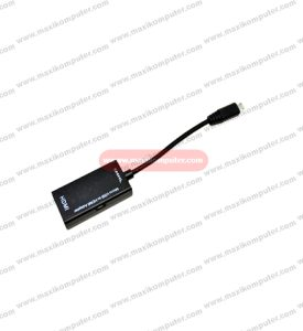 Connector Micro USB to HDMI MHL