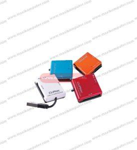 Card Reader Cliptec RZR507