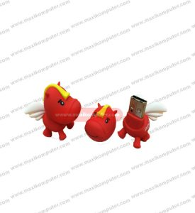 Flashdisk Kingston Kuda Merah 16 GB