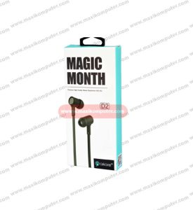 Headset Magic Month D2