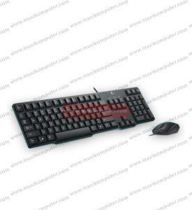 Keyboard Mouse Logitech MK100