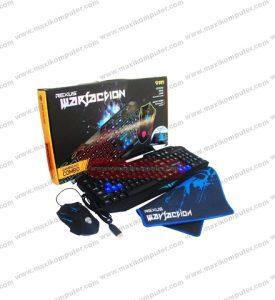 Keyboard Rexus Warfaction VR1