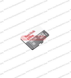Micro SD Sandisk Ultra 16GB Class 10
