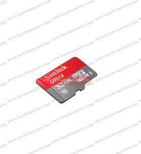 Micro SD Sandisk Ultra 32GB Class 10