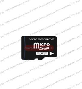 Micro SD Midas Force 8GB Class 6