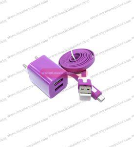 Adapter M-Tech 2A + Micro USB