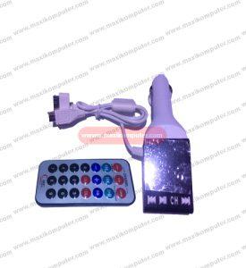 MP3-FM Transmitter Car Charger