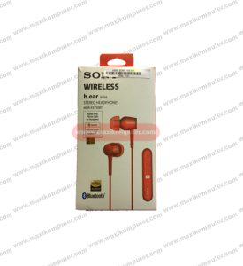 Headset Bluetooth Sony MDR-EX750BT