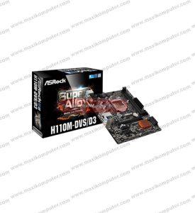 Motherboard ASRock H110M-DVS