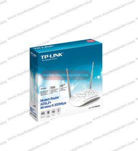 TP-Link Modem Router ADSL W8961N
