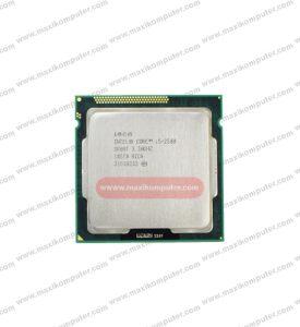 Prosessor Intel Core-i5 2500 3.3Ghz