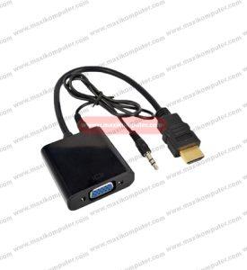 Connector HDMI to VGA Audio