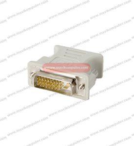Connector VGA to DVI-D 24 + 1