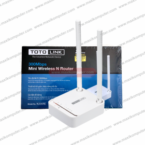 Router Wireless Totolink N200RE 300Mbps Mini Design Max Use
