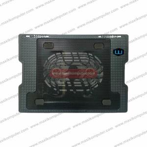 Cooling Pad Murago MS-800 Ergostand 2 Fan 140mm Silent LED Fan