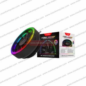 Heatsink Fan Infinity Storm II Unique Gaming Style ARGB CPU Cooler