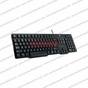 Keyboard Logitech K100 Minimal Design PS/2 PS2 Classic