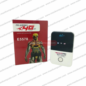 Modem WiFi SanurPro E5578 300Mbps 4G LTE Unlock All Operator Version