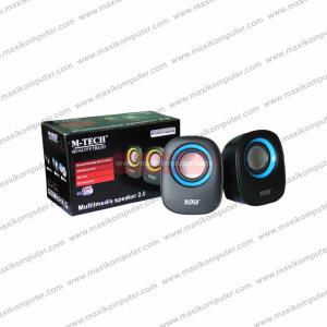 Speaker M-Tech MT-03 USB Power DC5V 2.0 Channel
