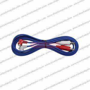 Kabel Audio Kitani Jack RCA 2 – 2 2T 2L Blue 1.8M