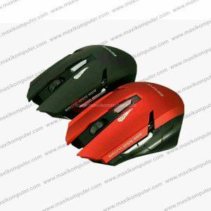 Mouse Wireless K-One E-1500 1600DPI High Precision