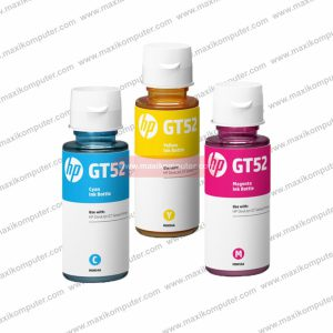 Tinta Printer HP GT52 70ml Color Original Ink Bottle