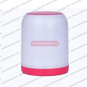 Speaker Wireless A1 LED Light Bluetooth FM MMC