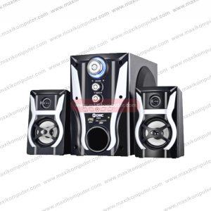 Speaker Aktif GMC 888K BT RMS 55W 2.1 Stereo Channel