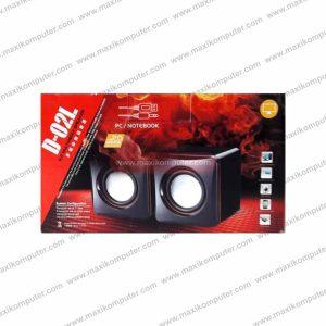 Speaker D-02L Sweet Sound 2x3W RMS 2.0 Channel