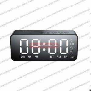 Speaker Wireless Robot RB150 3W Bluetooth 5.0 LED Display Alarm