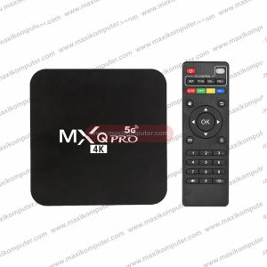 TV Box MXQ Pro 4K Android 10.1 4GB RAM 32GB ROM H.265
