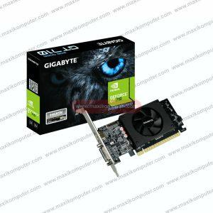 VGA Card Gigabyte GeForce GT 710 2GB DDR5 64-Bit