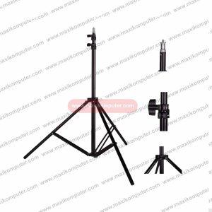 Tripod 3118 1.1 Meter for Smartphone DSLR Ring Light + Holder U