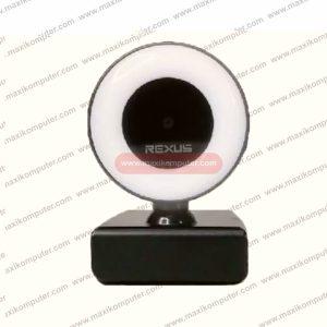 Webcam Rexus ALVA SW-RX02 3.1MP QXGA Ring Led