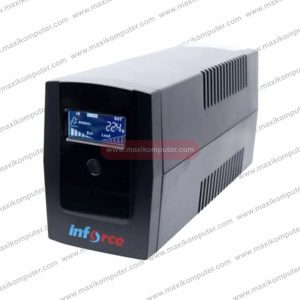 UPS Inforce IF-1200 VA 1200VA 720W AVR LCD Display