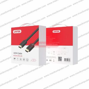 Kabel HDMI Unitek Y-C142M 10M HDMI 1.4 4K UHD