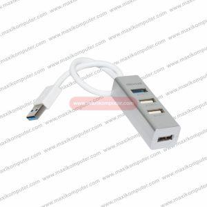 USB HUB Rexus H320 RXH-320 4 Port USB 3.0 + USB 2.0